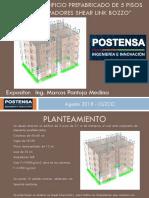 Ejercicio Edificio MINVI-5 Pisos