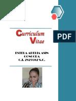 Curriculum Vitae Estela