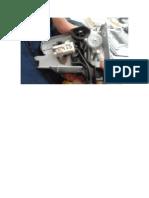 Colocando Componentes Fusor Hp2035