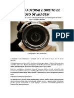 Direito Autoral e Direito de Uso de Imagem