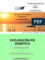 Pie Diabético 0