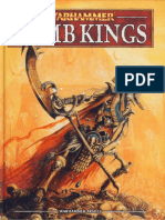 Warhammer - Tomb Kings 8th