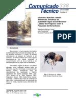 Estatística Aplicada a Dados Ambientais-Influência da qualidade da agua.pdf