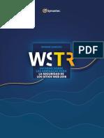 Boletin Seguridad Symantec WSTR Report ES