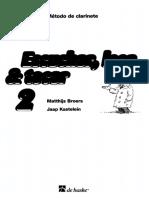 2. J. Boerstoel - Jaap Kastelein ESCUCHAR, LEER Y TOCAR Vol 2