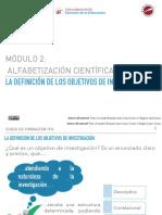 Objetivos de Investigacion Presentacion1412019 (1)