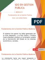 Presentacion Modulo II GP