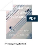 Modulation for Young Musicians