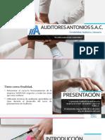 Auditores Antonios s