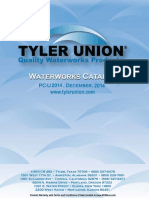 Tyler Union Waterworks Catalog