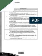 Sistemas Ambientales y Sociedades RÚBRICA DUODÉCIMO