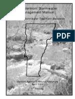Estandares de Tratam Aguas Pluviales 1
