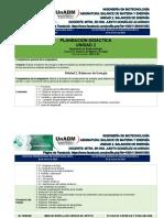 Balance de Materia y Energía_planeación Didáctica_unidad 2
