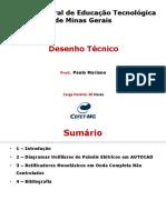 Desenho Técnico com AutoCAD
