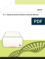 3m Molecular Detection System User Manual Portuguese Brazil