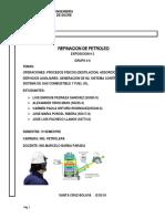 2da Exposicion Refinacion Procesos Fisicos y Servocios Auxiliares