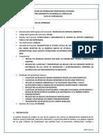 GFPI-F-019 Guia de Aprendizaje Residuos Fase de Análisis TCA