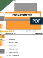 UTC Formation 2009 TRS (5)