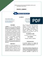 Laboratorio Laminex
