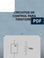 Circuitos de Control Tiristores Rosita12