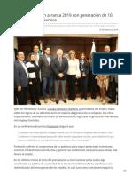 13-02-2019 Claudia Pavlovich arranca 2019 con generación de 10 mil empleos en Sonora - LNN