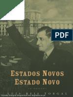 Estado Novo Como Fascismo de Catedra