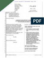 Gilead FCA lawsuit
