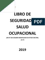 Caratula Libro de Seguridad 2019