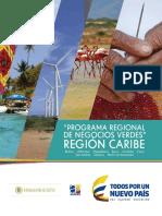 Programa Regional Negocios Verdes Caribe