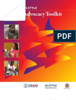 Youth Advocacy Toolkit