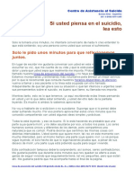 Spanish Flaring Leaflet