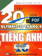 Tuyển Tập 20 Năm Đề Thi Olympic 30 Tháng 4 Tiếng Anh 10.PDF