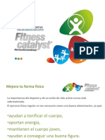 Fitness Catalyst ES 19.05