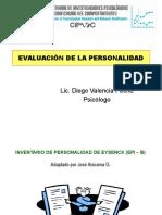 Evaluación de La Personalidad Eysenck