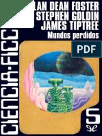 [Antologias de Ciencia Ficcion Caralt 05] AA. VV. - Mundos Perdidos [13409] (r1.0)
