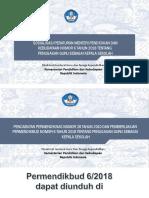 1. Materi Peraturan Kemendikbud Pusat Dan Daerah