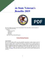 Vet State Benefits - IL 2019