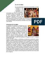 Diversidad Cultural de Colombia