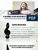 Cartilla Metodologica Musical