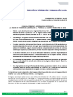 Comunicado 02 ITLP Cuarto Trimestre 2018