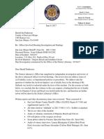 Tribune CPRA Response Josue Gallard 1-24-17