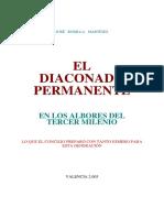 El Diaconado Permanente en Los Albores d - JOSE RODILLA
