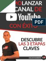 Alcanzar Exito en youtube