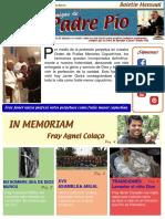 Amigos de Padre Pio Febrero 2017