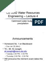 CE3342 Lecture 4