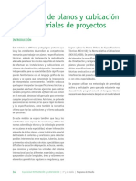 planos y cubicacion de proyectos