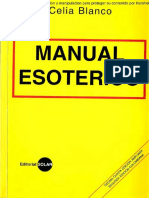 Manual Esoterico Celia Blanco PDF