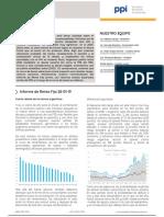 Informe de Portafolio Personal PPI Enero 2019