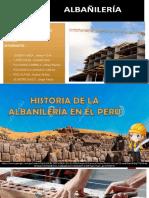 Historia de La Albañilería en El Perú (2)