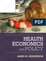Health Economics and Policy, 7th Edition_ James W. Henderson